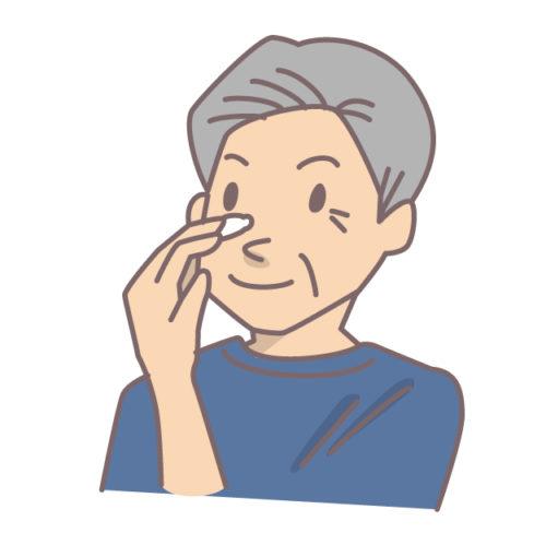 「男性のアンチエイジング」化粧水の役割や選び方!